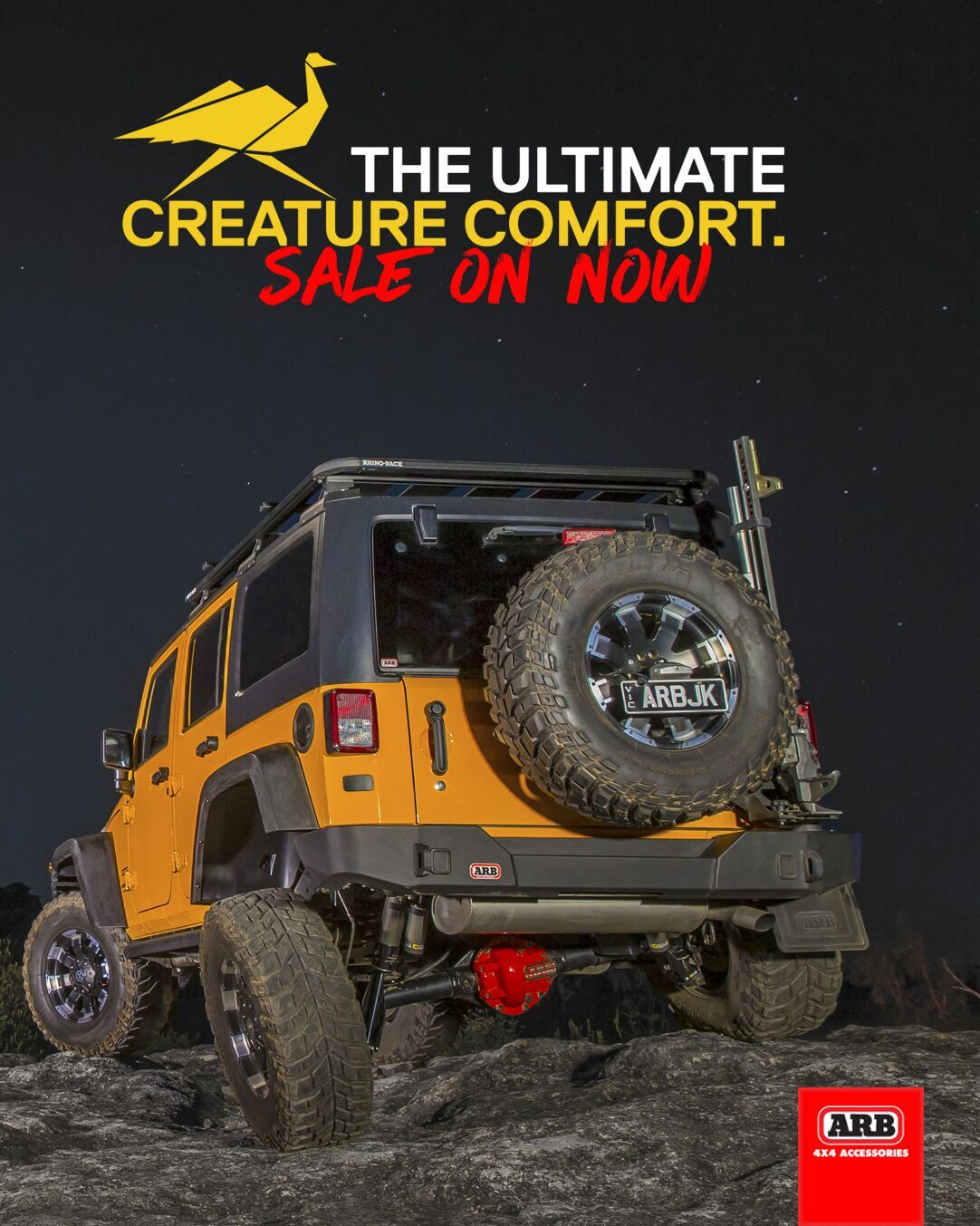 ARB: The ultimate creature comfort
